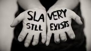 Slavery not just a matter for the history books