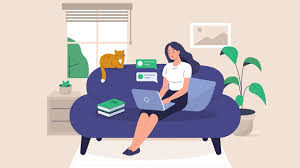 Why working from home could be harming your career