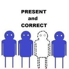 All Present and Correct